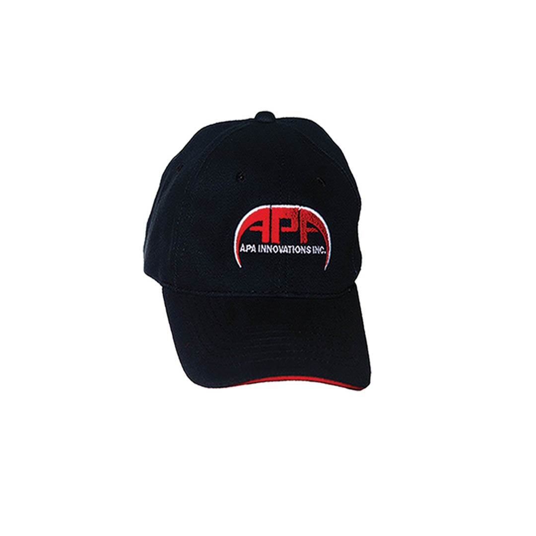 APA Hat Black