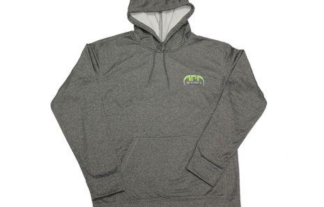 APA Hoodie Green Logo