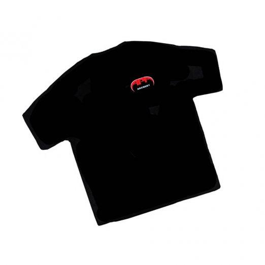 APA TShirt Black front