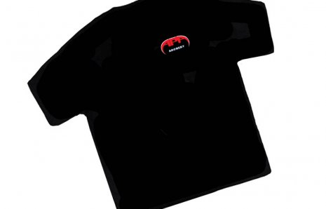 APA Black T-Shirt