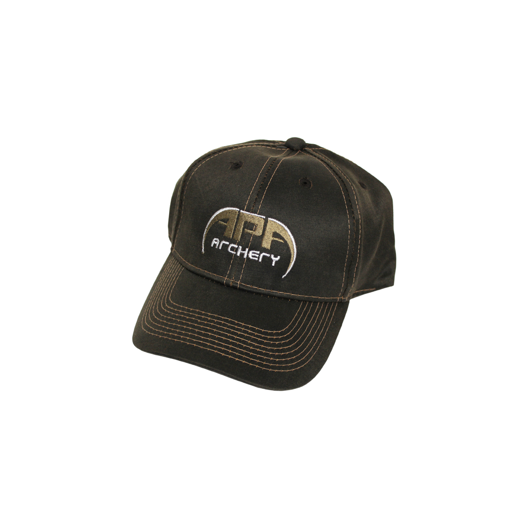 Hat Brown - Tan Logo