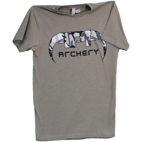 APA Winter Camo Logo T-Shirt