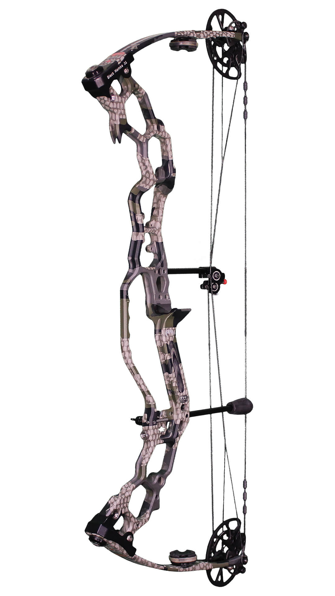 APA Black Mamba 31 Compound Bow